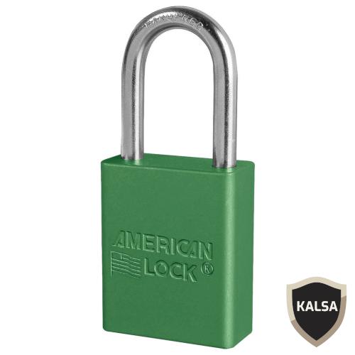 Distributor American Lock A1166GRN Safety Lockout Padlock, Jual American Lock A1166GRN Safety Lockout Padlock, Harga American Lock A1166GRN Safety Lockout Padlock
