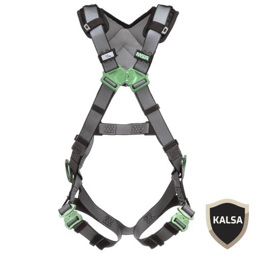Distributor MSA 10194873 V-FIT Standard Body Harness, MSA 10194873 V-FIT Standard Body Harness, Jual MSA 10194873 V-FIT Standard Body Harness