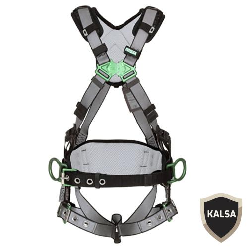 Distributor MSA 10195141 V-FIT Construction Body Harness, MSA 10195141 V-FIT Construction Body Harness, Jual MSA 10195141 V-FIT Construction Body Harness