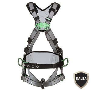 MSA 10195141 V-FIT Construction Body Harness