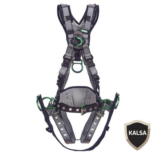 Distributor MSA 10195205 V-FIT Specialty Body Harness, MSA 10195205 V-FIT Specialty Body Harness, Jual MSA 10195205 V-FIT Specialty Body Harness