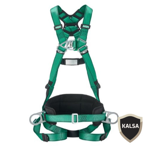 Distributor MSA 10205344 V-FORM Construction Body Harness, MSA 10205344 V-FORM Construction Body Harness, Jual MSA 10205344 V-FORM Construction Body Harness