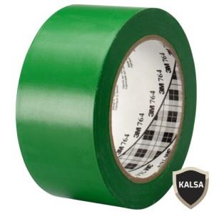 General Purpose Vinyl Tape 3M 764 Green
