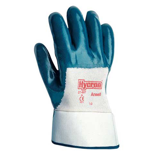 Distributor Ansell 27-805 Hycron Heavy Multi Purpose Glove, Jual Ansell 27-805 Hycron Heavy Multi Purpose Glove