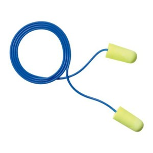 3M 311-1251 E-A-Rsoft Yellow Neons Ear Plug Hearing Protection