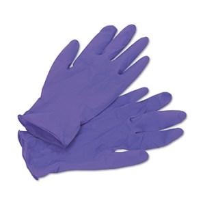 Kimberly Clark 5060201 Size M KC Purple Nitrile Extra Exam Gloves