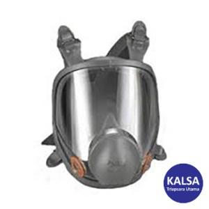 Respirator 6800 3M Size M Full Face Reusable Respiratory Protection