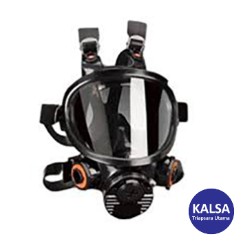 Distributor 3M 7800 S-L Full Face Reusable Respiratory Protection, Jual 3M 7800 S-L Full Face Reusable Respiratory Protection