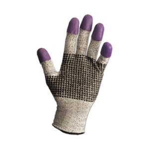 Kimberly Clark 97431 G60 Size M Jackson Safety Purple Nitrile Cut Resistant Gloves