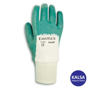 Ansell Easy Flex 47-200 Light Multi Purpose Glove