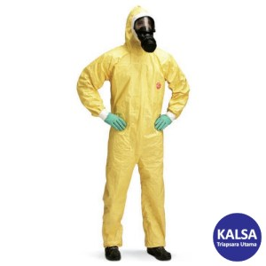 Dupont CHA5 Tychem C Coverall