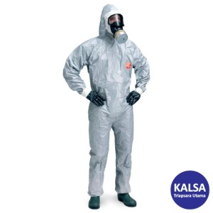 Dupont CHA5 Tychem F Coverall