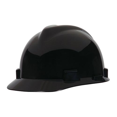 MSA Fastrack V-Gard Caps Black