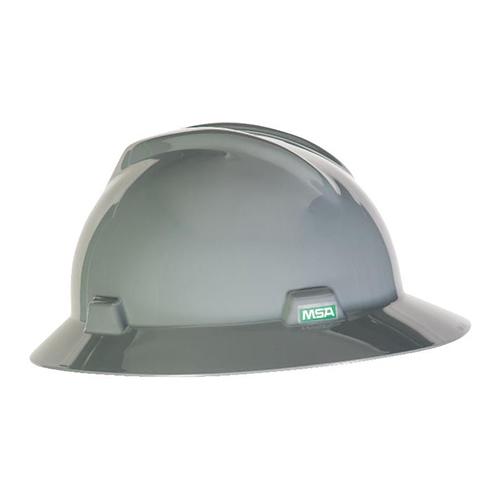 MSA Fastrack V-Gard Hats Gray
