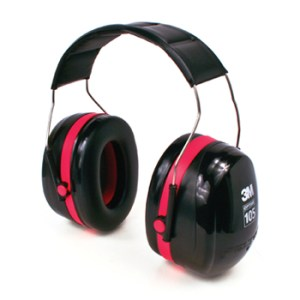 3M H10A Peltor Optime 105 Earmuffs Hearing Protection