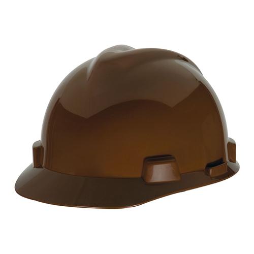 MSA Staz On V-Gard Caps Light Brown