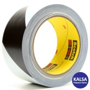 Industrial Tape Black White 5700 Safety Stripe