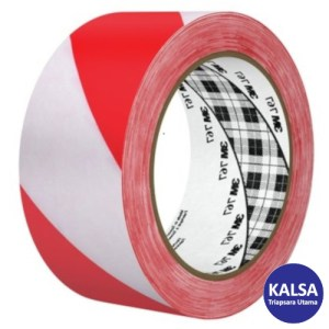Hazard Marking Tape Red White 767 Stripe