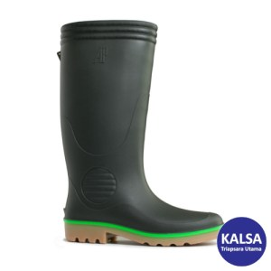 AP Boots AP 2003 Green Safety Shoes