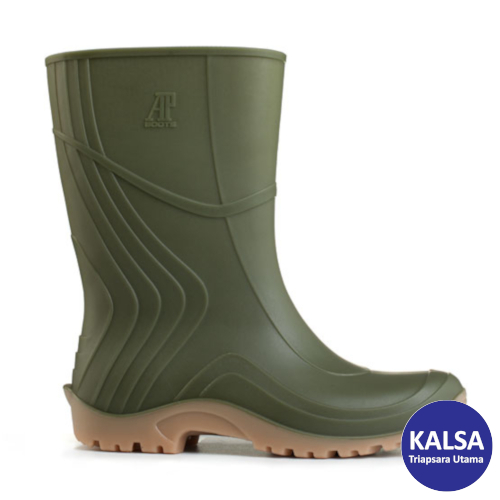 Distributor AP Boots AP 2007 Green Safety Shoes, Jual AP Boots AP 2007 Green Safety Shoes