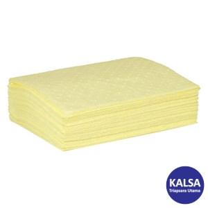 Brady CH1212-50 Chemical Medium Absorbent Pad