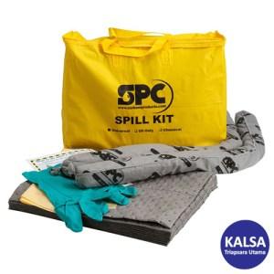 Brady SKA-PP-TAA Universal Allwik Economy Portable Spill Kit