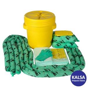 Brady SKH-20 Chemical Lab Pack Spill Kit