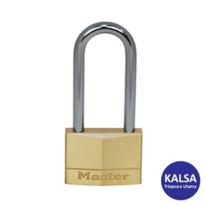 Master Lock 150EURDLJ Solid Brass Padlocks Steel Shackle