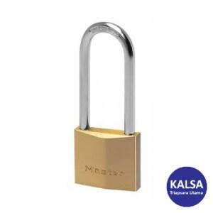 Master Lock 2950EURDLJ Solid Brass Padlock Hardened Steel Shackle