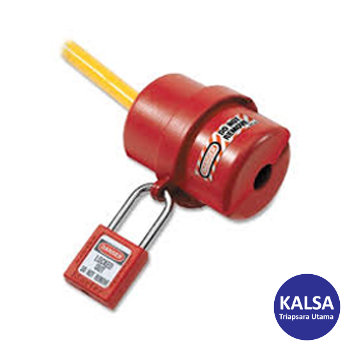 Distributor Master Lock 487 Electrical Plug Lock Out, Distributor LOTO 487 Electrical Plug Lock Out Master Lock