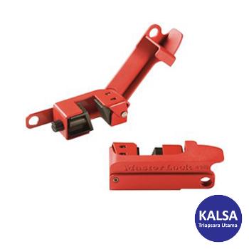 Distributor Master Lock 491B Circuit Breaker, Distributor LOTO 491B Circuit Breaker Master Lock