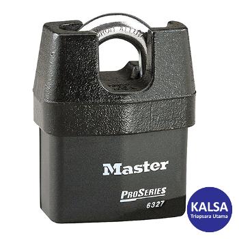 Distributor Master Lock 6327EURD Shrouded Shackle, Jual Master Lock 6327EURD Shrouded Shackle