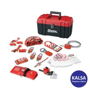 Master Lock S1017VE410KA Personal Ultra Durable Lock Out Kits