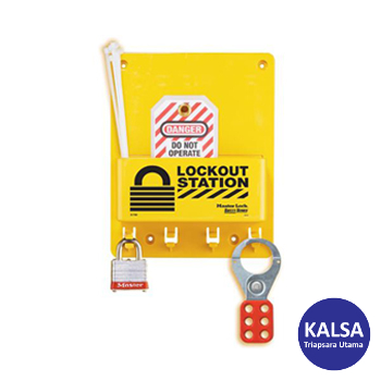 Distributor Master Lock S1705P3 Compact Lock Out Stations, Jual Master Lock S1705P3 Compact Lock Out Stations, Distributor LOTO S1705P3 Compact Lock Out Stations, Jual LOTO S1705P3 Compact Lock Out Stations