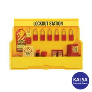 Master Lock S1850E1106 Lock Out Stations