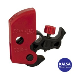 Master Lock S2394 Universal Miniature Circuit Breaker Lock Out