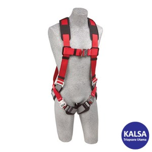 Protecta Pro 1191253 Medium or Large Vest Style Harness with Comfort Padding