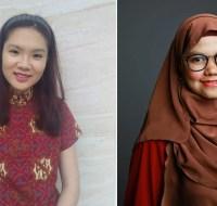 Berita Kaltim Terkini - 2 sosok perempuan bekerja di dunia teknologi