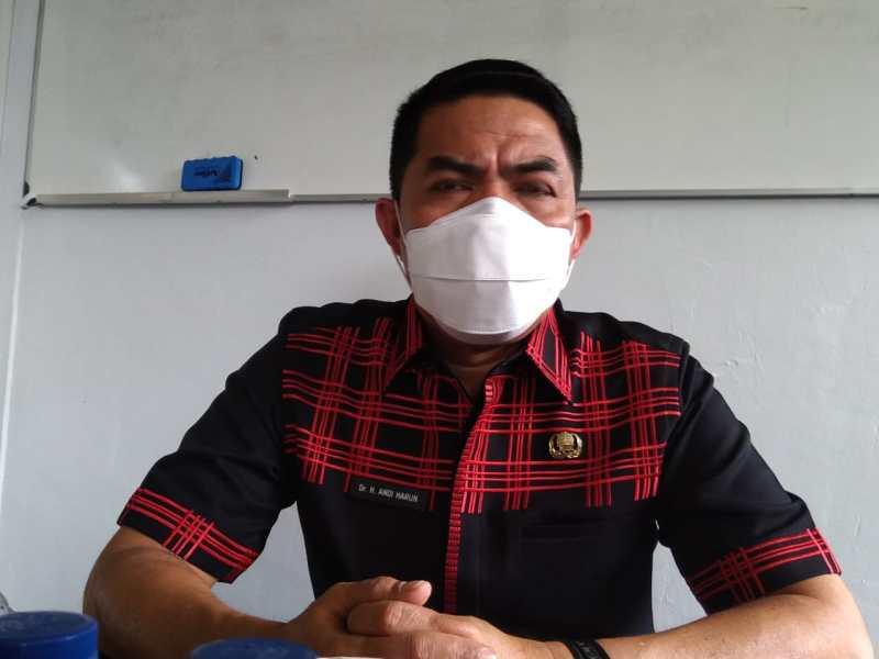 Wali Kota Samarinda Andi Harun