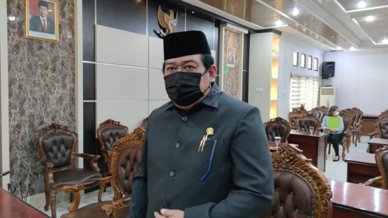 Ketua DPRD Kota Balikpapan Abdulloh/Diksi.co
