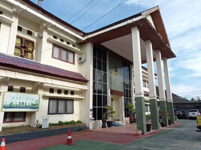 Gedung Pengadilan Negeri Samarinda