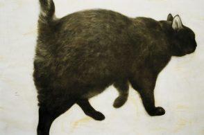 """Raimo Törhönen: """"Toinen kissa"""", 2004."""