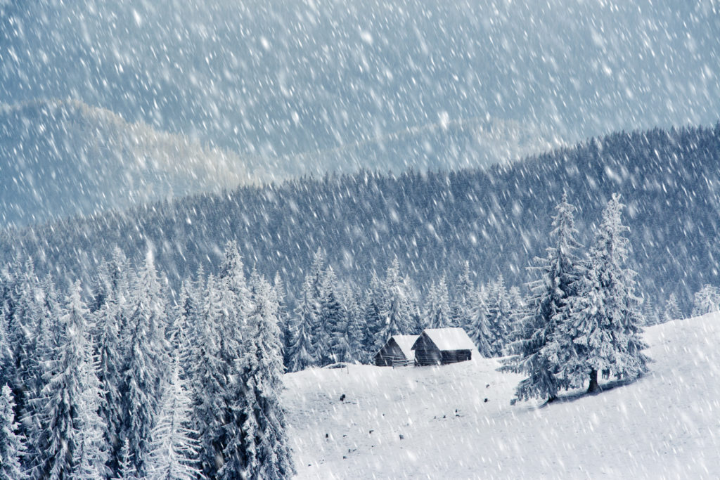Guess The Date Of The First Snowfall In Courchevel And Win