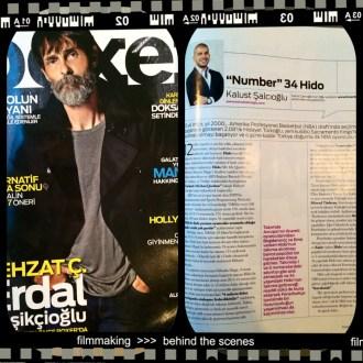 Kasım 2013 Boxer Dergisi