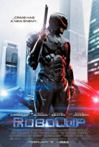 Robocop Film Poster