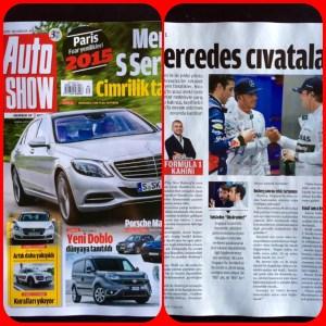 AutoShow - 29 Eylül 2014
