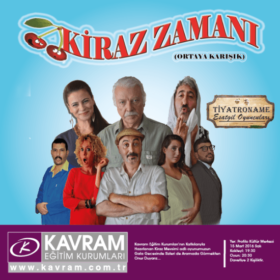 Tiyatro - 15 Mart 2016 - Profilo Kültür Merkezi 01