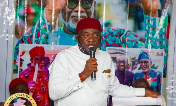 Chief Ben Etiaba Mobilizes Support for Governor Akeredolu's Re-election -  Kaluza