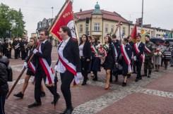 Uroczystości 228. rocznicy uchwalenia Konstytucji 3 Maja w Kalwarii Zebrzydowskiej - 3 maja 2019 r. fot. Andrzej Famielec, Kalwaria 24 IMGP7787