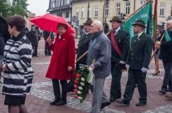 Uroczystości 228. rocznicy uchwalenia Konstytucji 3 Maja w Kalwarii Zebrzydowskiej - 3 maja 2019 r. fot. Andrzej Famielec, Kalwaria 24 IMGP7790